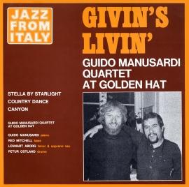 Mario Rusca Quartet Suspension